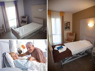 J-L Artibat transforme & aménage les chambres pour seniors & handicapés (avec lit médicalisé)