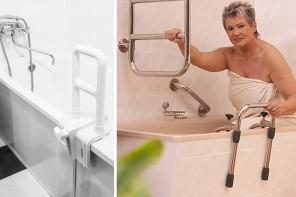 J-L Artibat réalise l'aménagement de baignoire pour senior et handicapés en région angevine