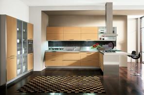J-L Artibat assure la conception et la création de votre cuisine personnalisée  en région angevine