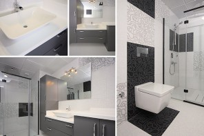 J-L Artibat réalise la conception et la création de salles de bains sur mesure sur Angers, Trélazé, Avrillé, Beaucouzé...
