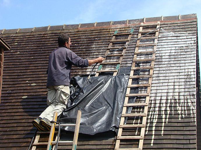 d moussage entretien de toiture angers tr laz 49. Black Bedroom Furniture Sets. Home Design Ideas