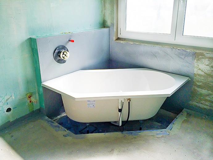 J-L Artibat réalise la pose et l'installation de votre baignoire de SDB sur Angers, Trélazé, Avrillé, Beaucouzé dans le 49.