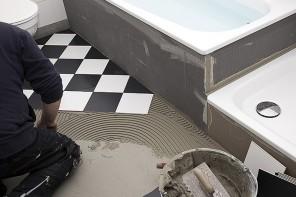 J-L Artibat pose le carrelage et la faïence de votre salle de bains sur Angers, Trélazé, Avrillé, Beaucouzé...