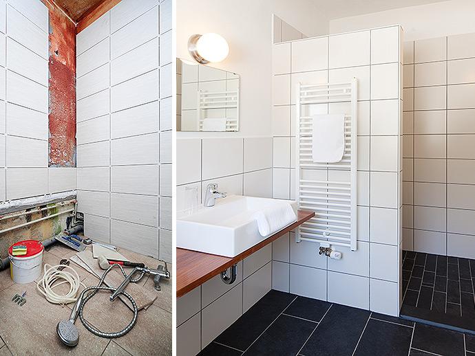 Salle de bains : J-L Artibat installe et pose votre douche sur Angers, Trélazé, Avrillé, Beaucouzé...