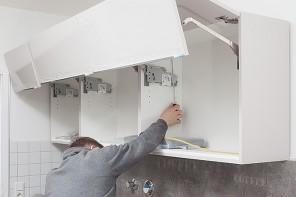 J-L Artibat assure l'installation de placards et rangements de cuisine en région angevine