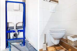 J-L Artibat réalise la pose et l'installation de toilettes de salles de bains sur Angers, Trélazé, Avrillé, Beaucouzé dans le 49.