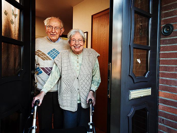 J-L Artibat réalise la rénovation et l'aménagement des maisons  et appartements pour seniors, handicapés et PMR en région angevine.