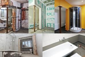 J-L Artibat est Spécialiste de la rénovation et création de salle de bains sur Angers et sa région